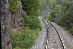 IMG_6901 (Michael Cowan) Tags: tracks saultstemarie algoma agawacanyon