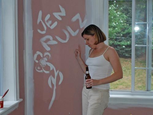 Paint, Paint  - DOODLE! Original Suburban Gangsta