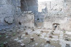 古代的三溫暖浴場