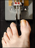 QLF (Gamma Infinity) Tags: me self foot fiddy iambic footage vibroplex qlf futab feetuptakeabreak 365outs vibrokeyer realgoodkey betterthanbencher sendwithleftfoot