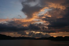 2nd day sunset in coron bay (joyful JOY) Tags: travel sunset island philippines coron js palawan busuanga joyfuljoy coronbay
