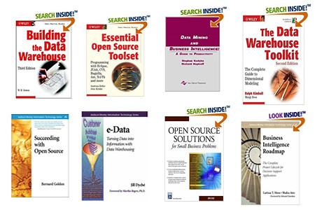 Libros Sobre Business Intelligence Data Warehouse Y Open border=