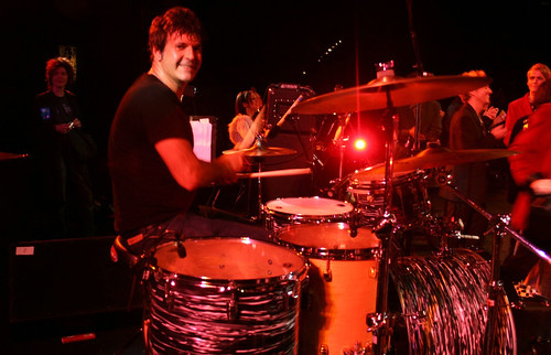 Clem Burke (from Blondie)