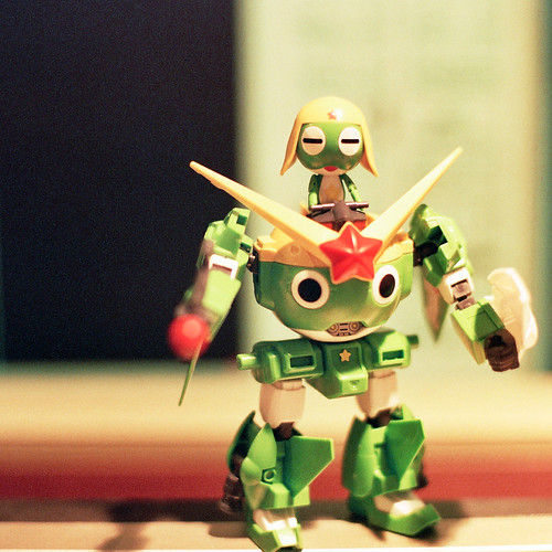 Keroro Robot MK II by i'm Nothing.