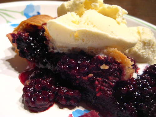 Van Leeuwen & Briermere Blackberry Pie