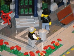 Brick City citizens by Â¡Viva la Cynthia!, on Flickr