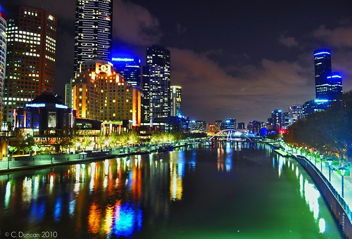 Yarra River long exposure - 112/365