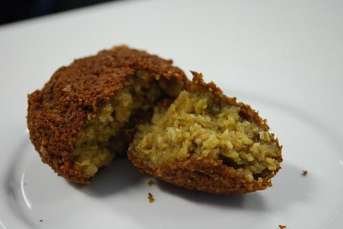 falafel crunchy red swiss chard falafel best basic falafel recipes