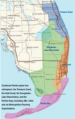 SE Florida planning region (by: South Florida Regional Planning Council)