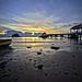 Malaysian HDR sunset