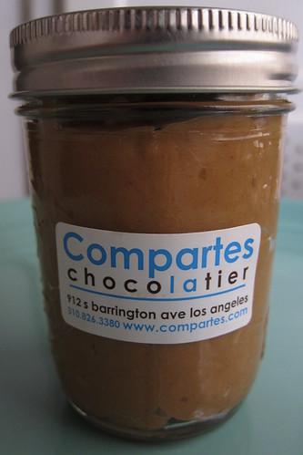 Artisanal LA: Compartes Chocolatier's peanut butter spread