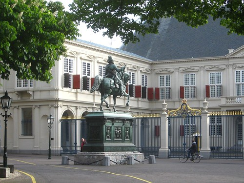 Palácio real em Haia: Noordeinde