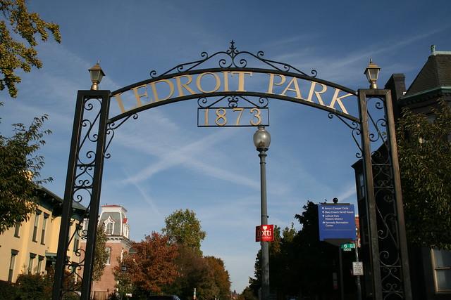 LeDroit Park Arch