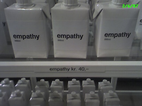 Empathy in a carton