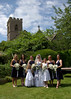 wedding party - gals