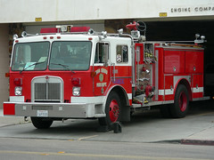 SDFD Truck (So Cal Metro) Tags: rescue fire sandiego firetruck fireengine firestation firedept bomberos sdfd kenworth pumper