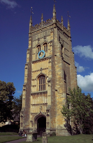 Bell Tower, Abbey Park