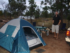 Undarra Camp Set up