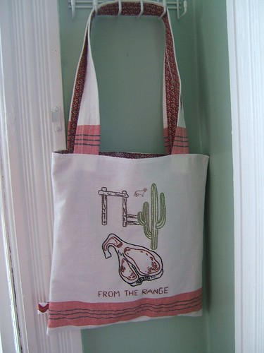 Meat Market Tote 005