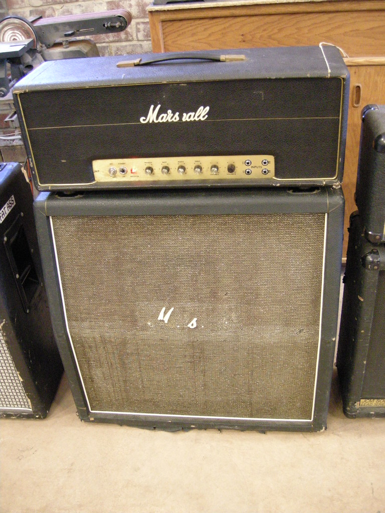 Dating marshall cabinet serial number