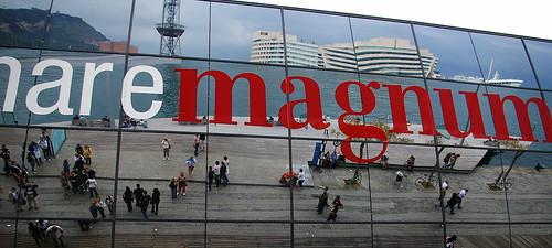 05.2007 Barcelona, Mare Magnum