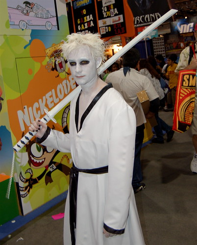 Comic Con 2007: Bleach!