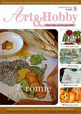 Art&Hobby nr. 5 - settembre/ottobre '07