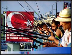 rastgele......... (kadraj) Tags: people turkey relax trkiye istanbul fisher insan olta kadraj galatakprs turkie maallah balk fotorafkraathanesi fotorafa alemdagqualityonlyclub