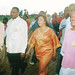 Arrival of Party Chairman Winston Murray PNCR Leader Robert Corbin  his wife Carol Corbin to the 15th Biennial Congress