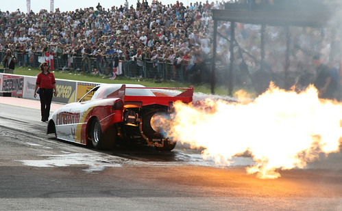 Firestorm Jet Car