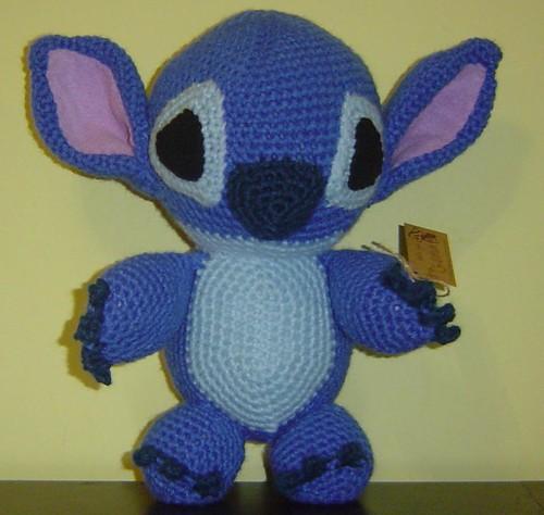 Stitch oscuro