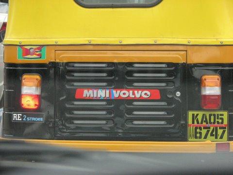 Mini Volvo 120907