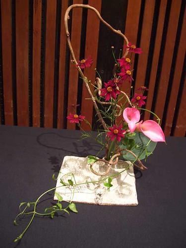 Legacy of Mary Sugiyama- Sogetsu Ikebana Exhibition