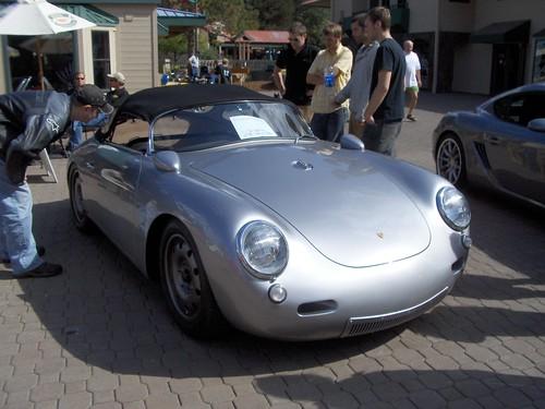 Porsche 356 Speedster Outlaw
