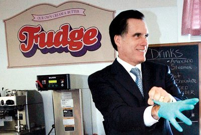 Mitt Loves the Nookie