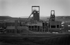 Cortonwood, South yorkshire (bjornra) Tags: miner miners minersstrike