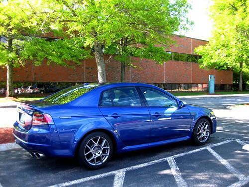 2008 Acura TL-S