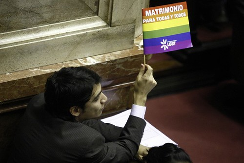 Matrimonio gay america latina