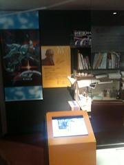 アニメミュージアム 展示