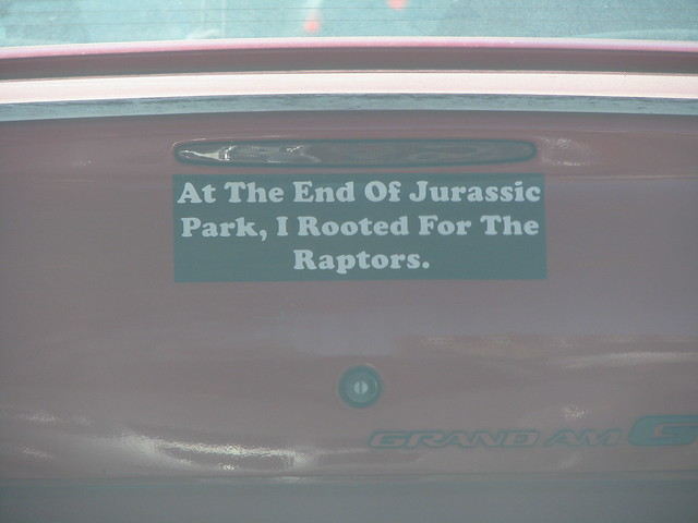 Misanthropic dinosaur enthusiast