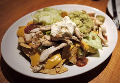 hooters nachos