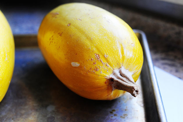 Spaghetti Squash with Maple Syrup and Shallots | The Pioneer Woman ...