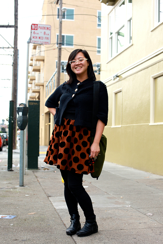 susanchoc - san francisco street fashion style
