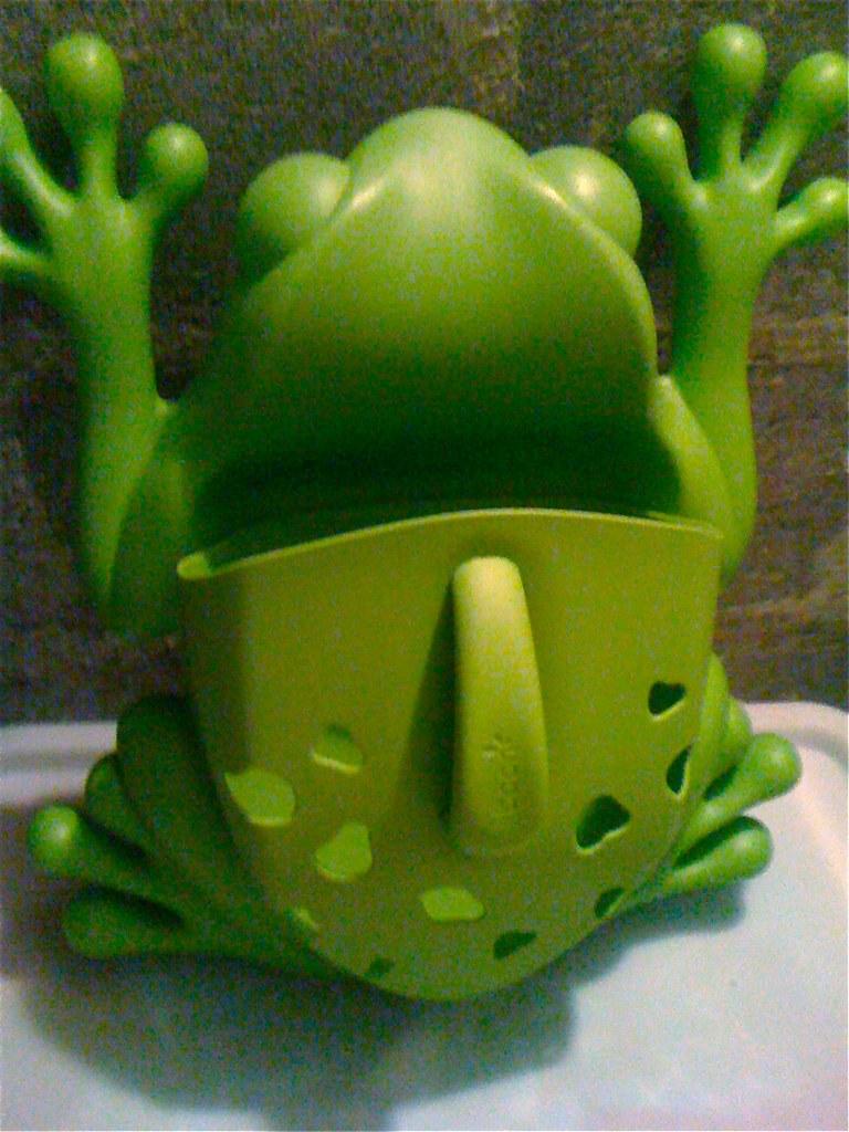 Boon Frog Bathtub Pod (organizer)- 10E