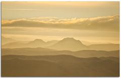 Infinite | Infinito (Antonio Carrillo (Ancalop)) Tags: sky espaa mountains canon spain europa europe horizon murcia cielo infinito infinite horizonte montaas puertolumbreras 70200m 70200mmlusm ancalop