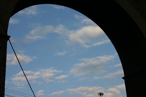 porzione di cielo
