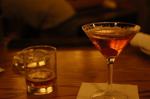 the perfect Manhattan (in Richmond)