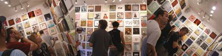 5th Annual Square Foot Show @ AWOL Gallery