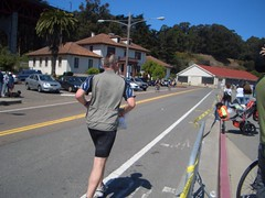 9.95 km to go (john hayato) Tags: sf escapefromtherock