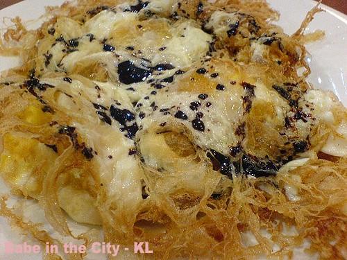 RM - Crispy Fried Eggs (RM5)
